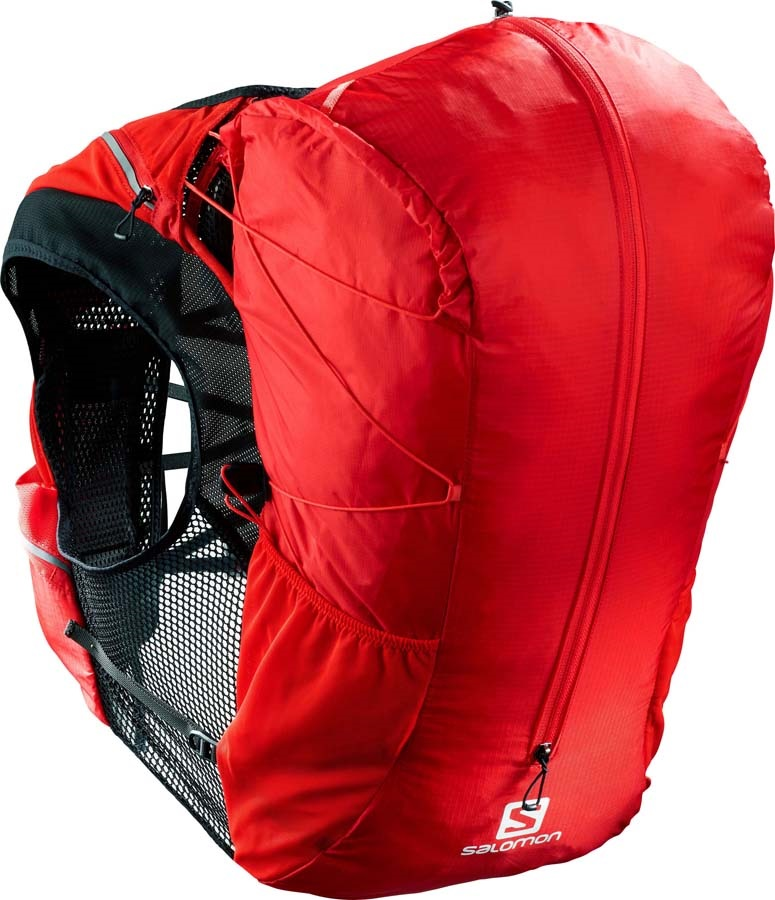 Salomon Bag Out Peak 20 XL - 109-118cm Running Backpack 25L Fiery Red