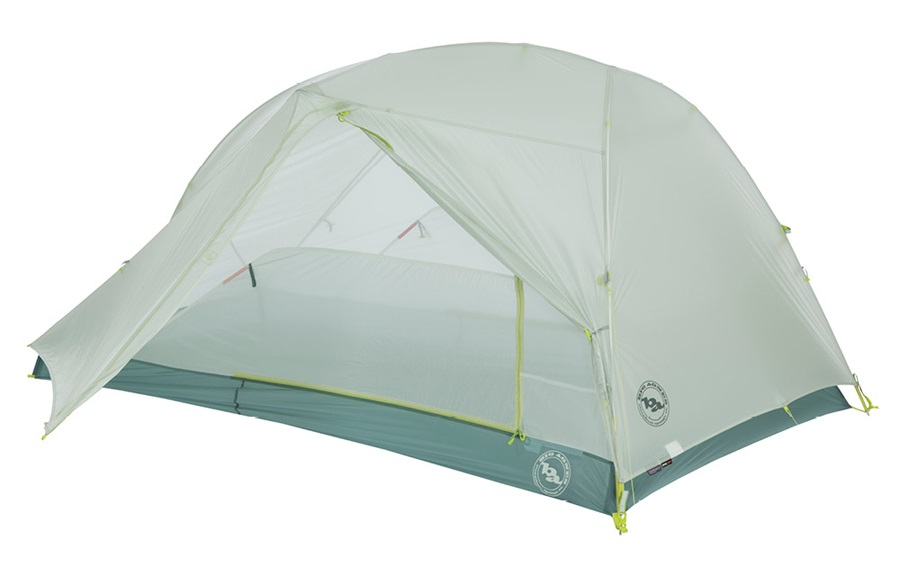 Big Agnes Tiger Wall 2 Platinum Crazylight Backpacking Tent, 2 Man