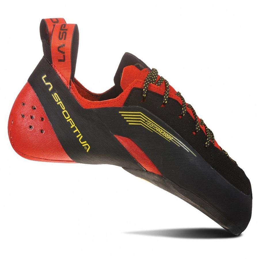 La Sportiva Testarossa Rock Climbing Shoe: UK 7.5+ | EU 41.5