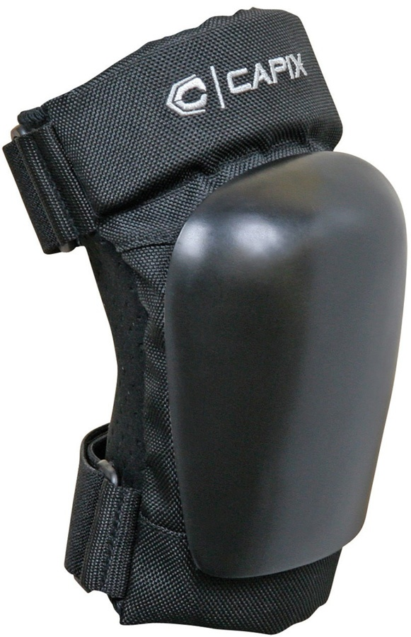 Capix Pro Snowboard Elbow Pads, Large, Black