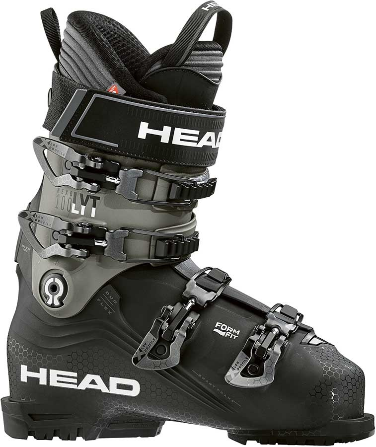 Head Nexo Lyt 100 Ski Boots, 27/27.5 Black 2020