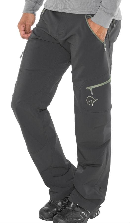 fa679370e Norrona Svalbard Flex1 Pants Hiking/Walking Trousers