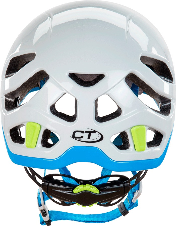 CT Orion Mountaineering Climbing Helmet, 50-56 Light Grey Blue