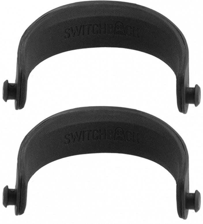 Switchback Noback Snowboard Binding Insert, One Size Black