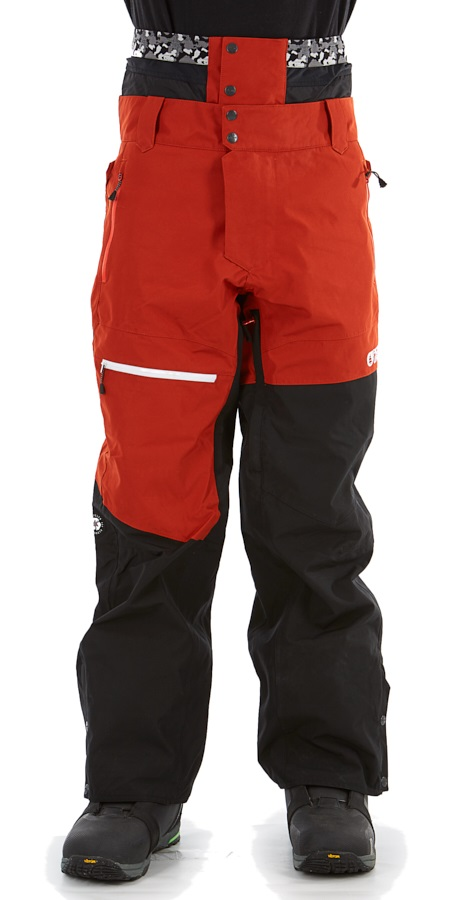Picture Alpin Ski/Snowboard Pants, M Black Brick