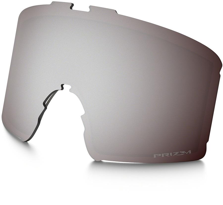 Oakley Line Miner Snowboard/Ski Goggle Spare Lens Black Prizm