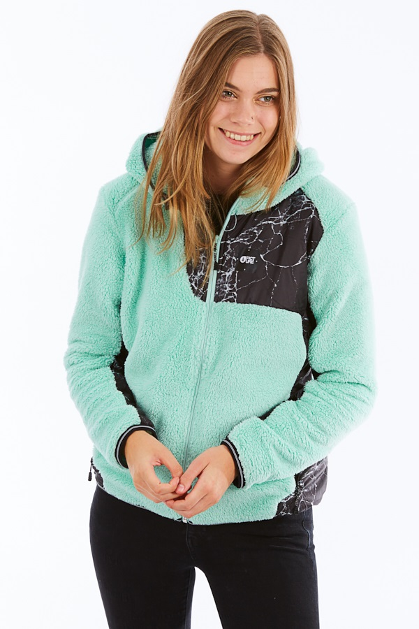 Picture Izimo Full Zip Hoodie, M Marble