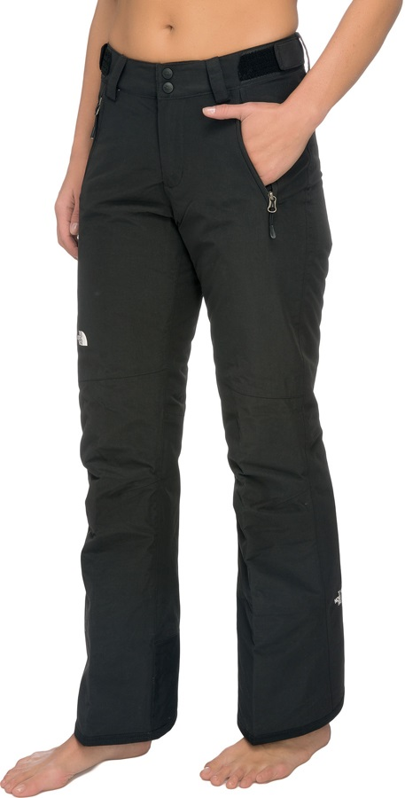 ce70b209d The North Face Dewline Women's Ski/Snowboard Pants, S, TNF Black