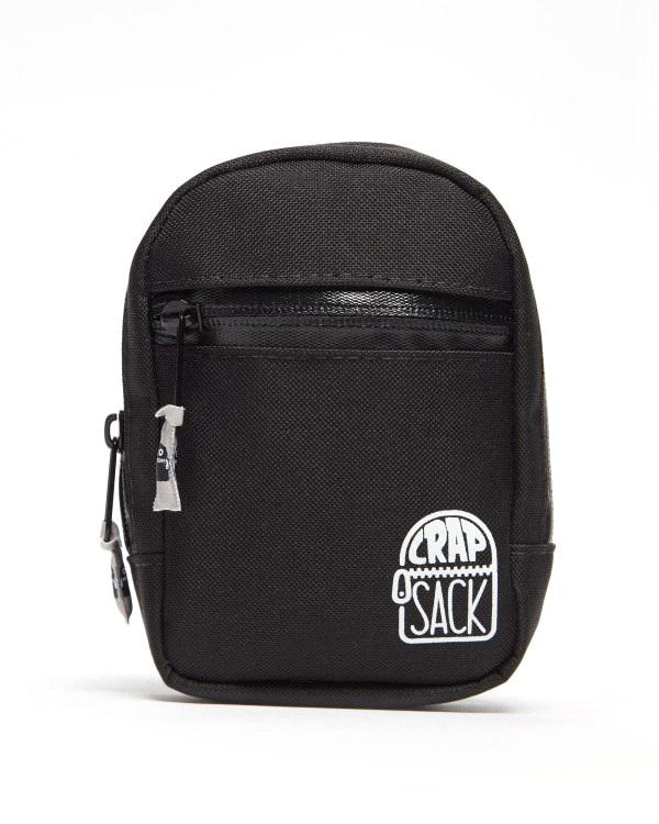 Crap Sack Binding Bag Snowboard Highback Backpack, One Size Blackout