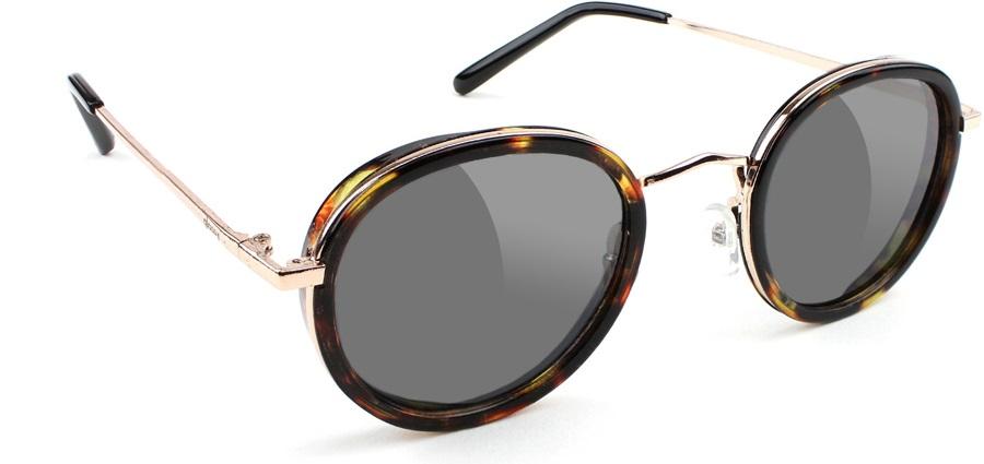 Glassy Sunhaters Lincoln Sunglasses, Tortoise