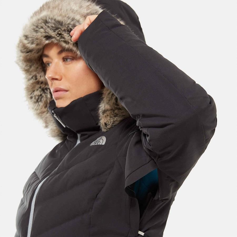 161a7f029 The North Face Cirque Womens Down Ski/Snowboard Jacket, S Black