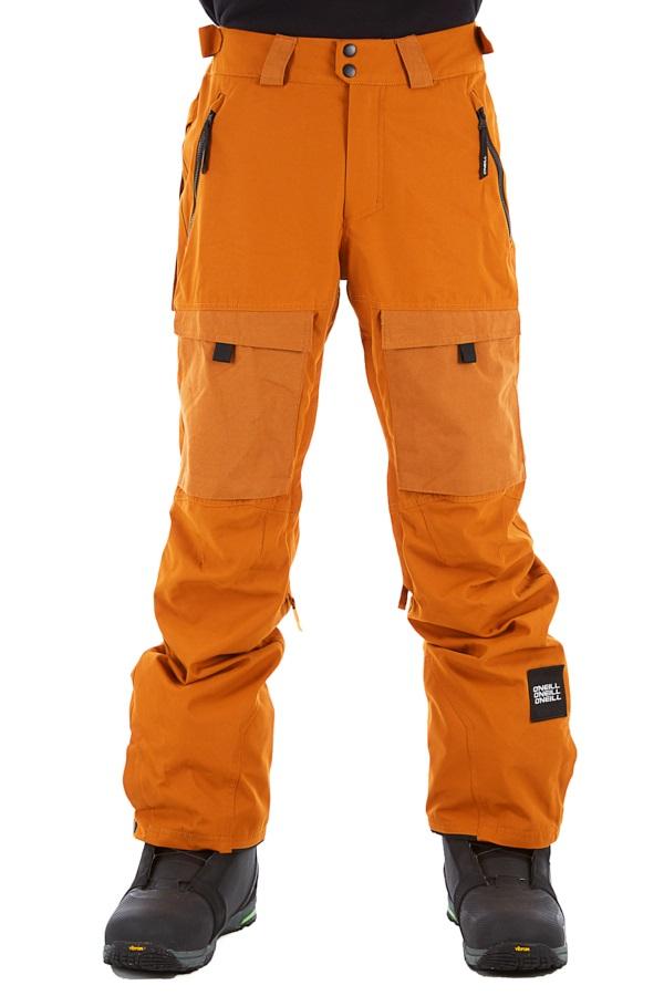 O'Neill Utility Snowboard/Ski Pants, XL Glazed Ginger