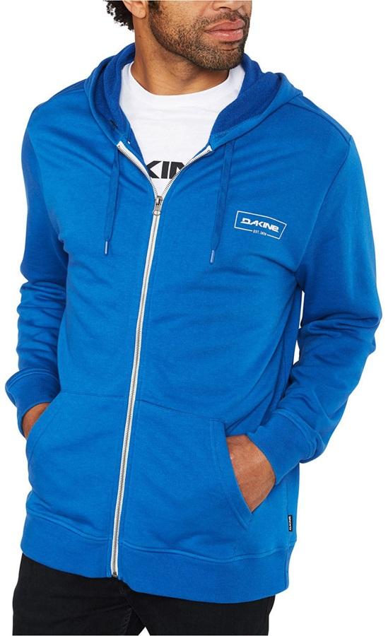 Dakine Cove Lightweight Full-Zip Cotton Hoodie, L Scout
