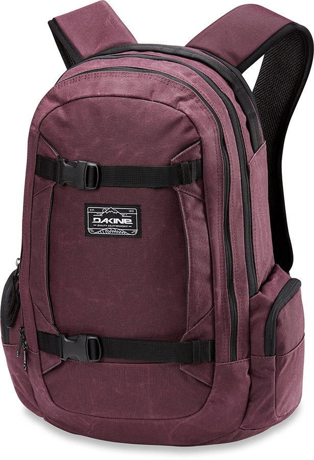 Dakine Mission Snowboard/Ski Backpack, 25L Plum Shadow