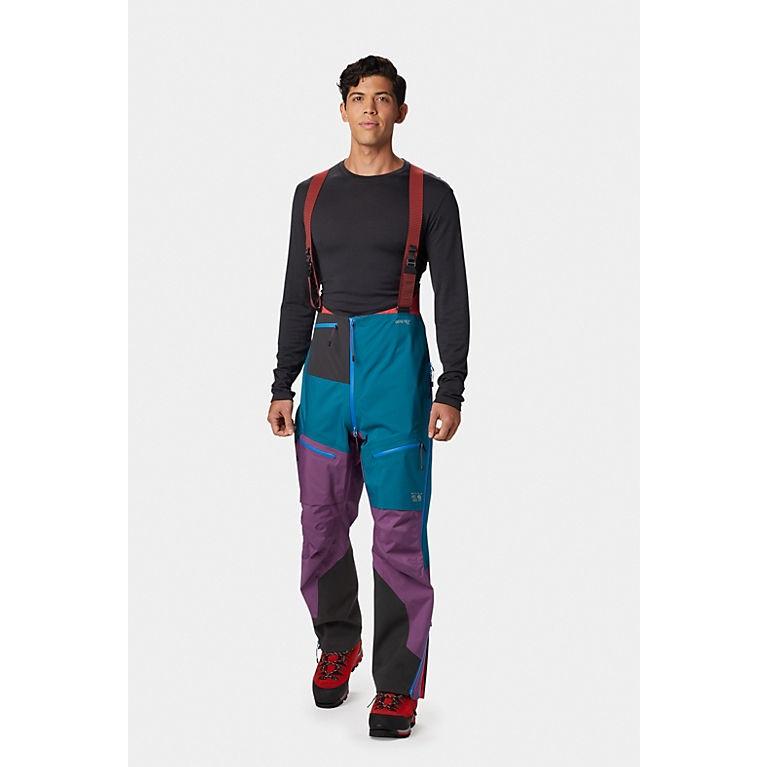 Mountain Hardwear Exposure/2™ GORE-TEX Pro Bib Pant, M Dive