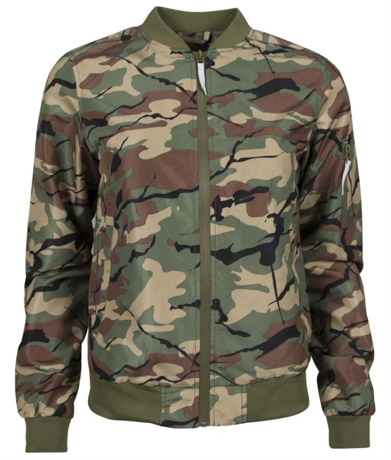 43863dbb84b Wearcolour Prime Bomber Women's Waterproof Jacket