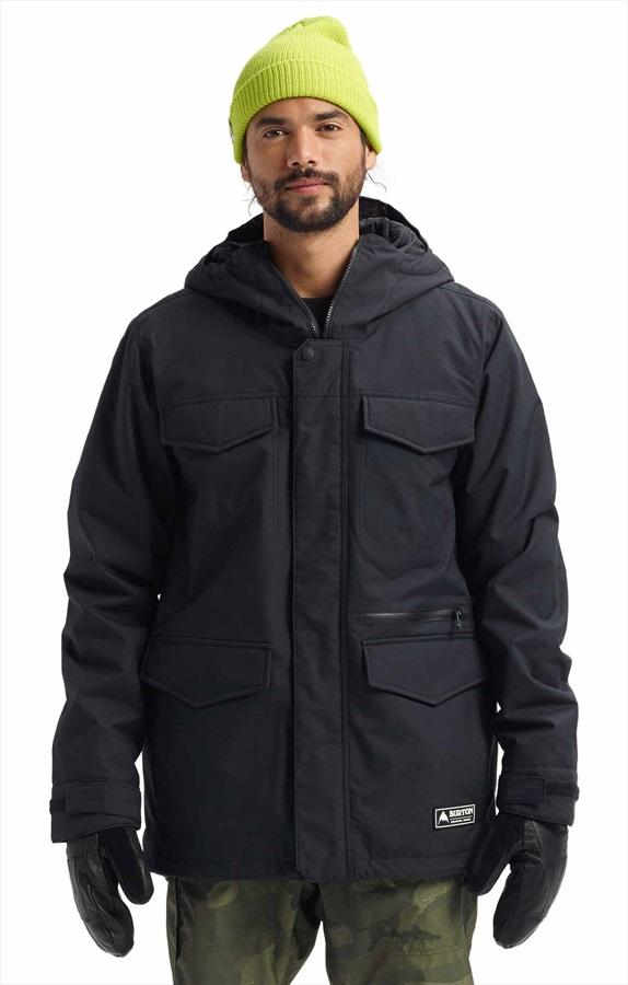 Burton Covert Ski/Snowboard Jacket, S True Black 2020