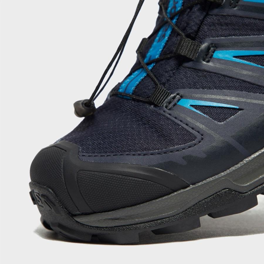 Salomon X ULTRA 3 GTX Walking Shoes, UK 11 Night SkyHawaii