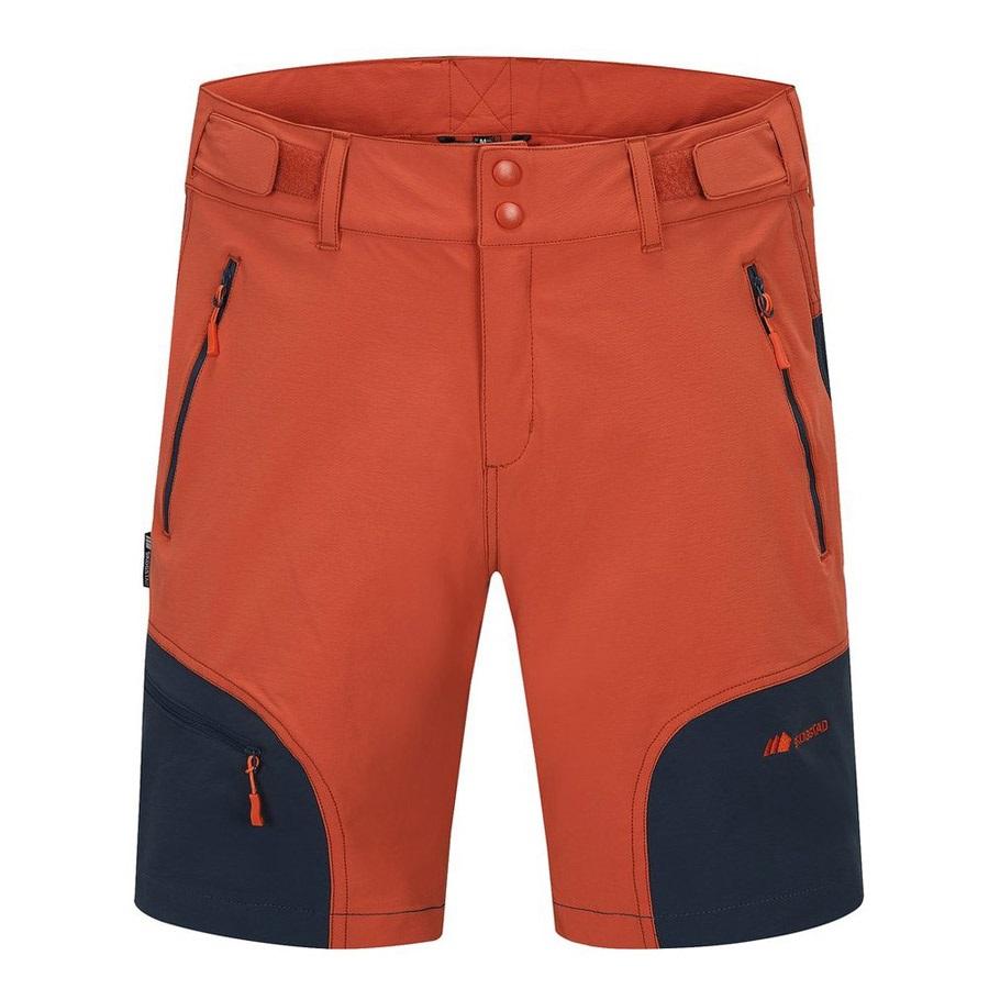 Skogstad Adult Unisex Saksi Walking Shorts, S Chilli