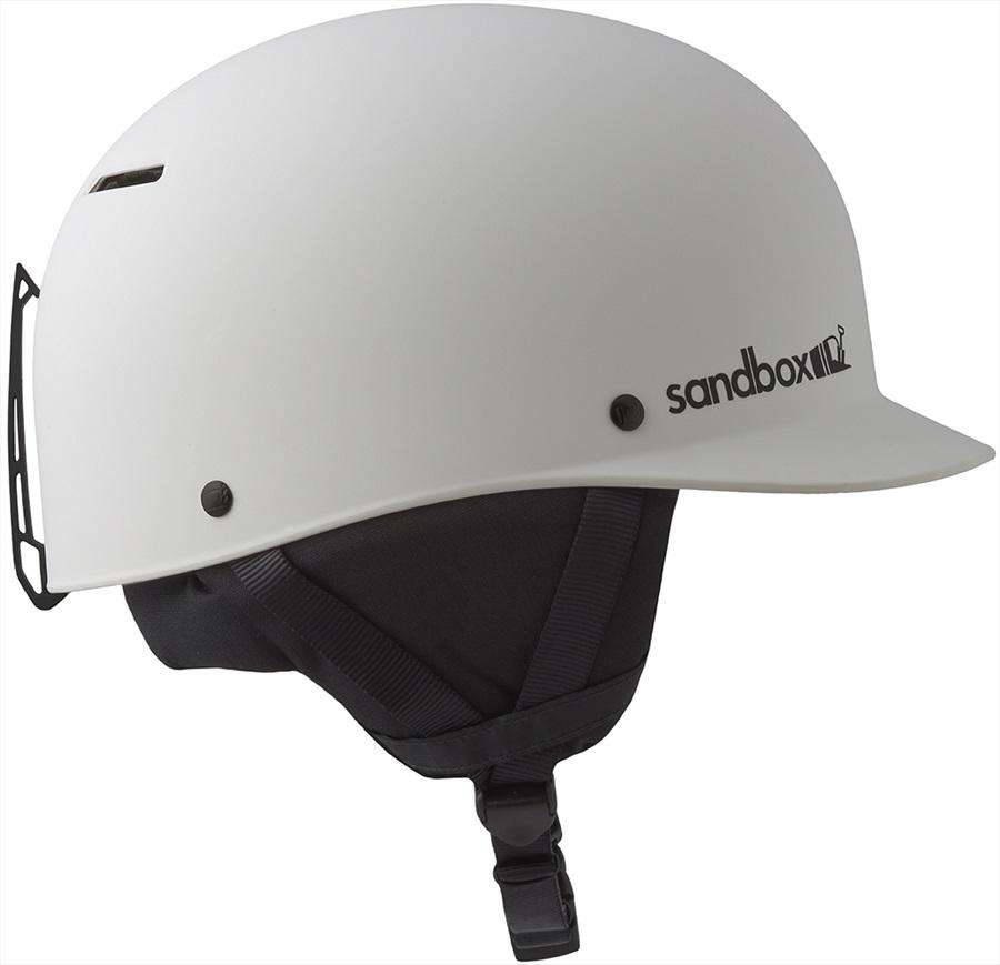 Sandbox Classic 2.0 Snow Ski/Snowboard Helmet S Matte White
