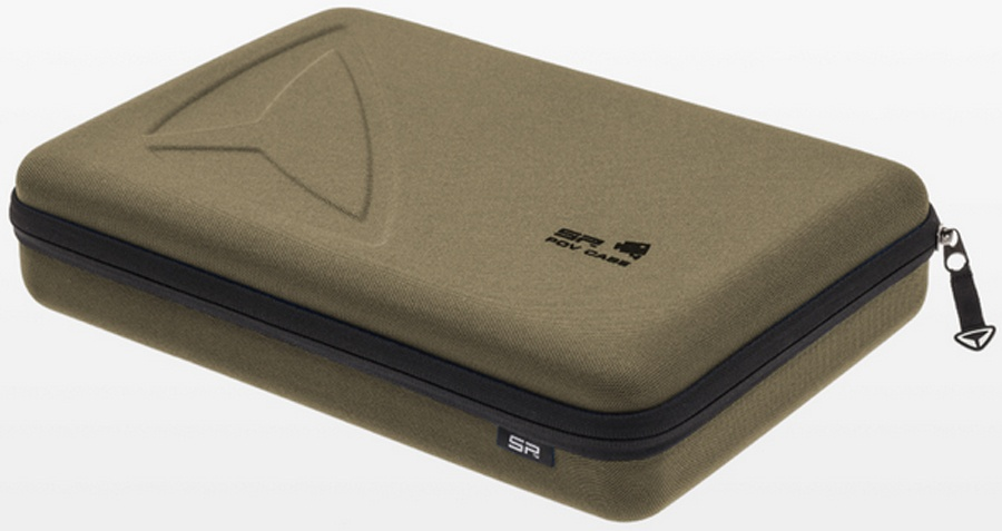 SP POV Case Large GoPro Hero Carry Case, Olive