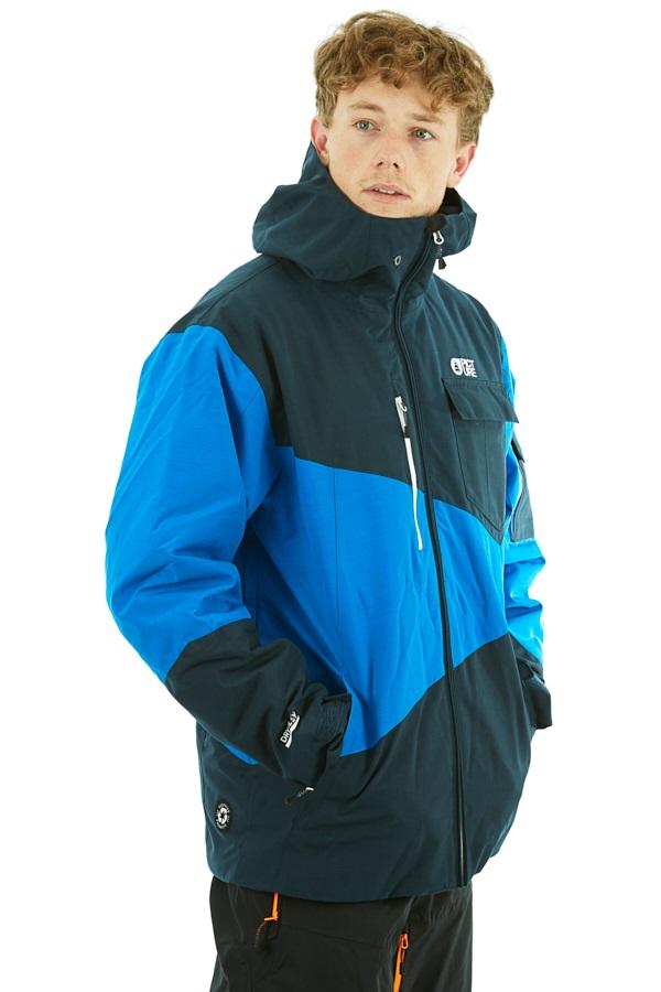 Picture Styler Ski/Snowboard Jacket, S Blue
