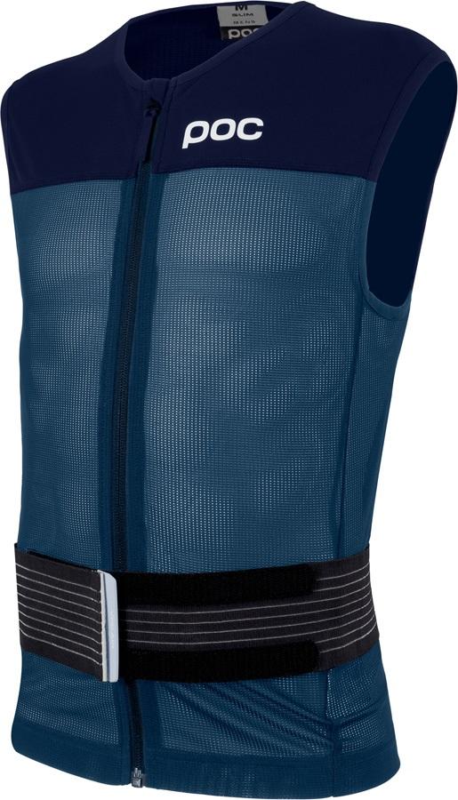 POC Spine VPD Air Vest Snowboard/Ski Back Protector, M Cubane Blue