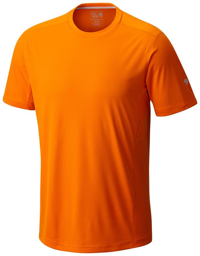 Mountain Hardwear Photon SS Men's Technical T-Shirt XL Alpin Orange