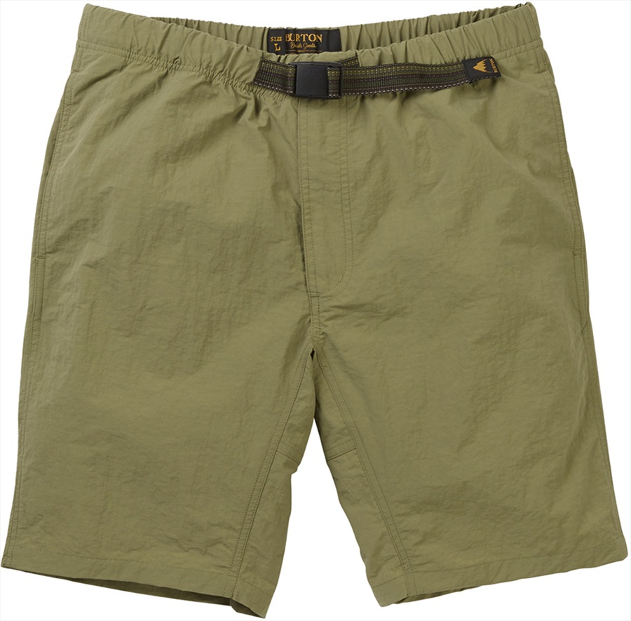 Burton Clingman Lightweight Hiking/Board Shorts, M Aloe