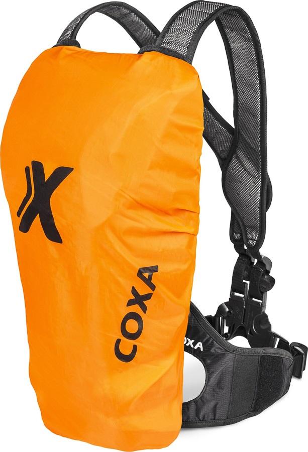 Coxa Carry Raincover M18 Waterproof Backpack Cover, O/S Orange