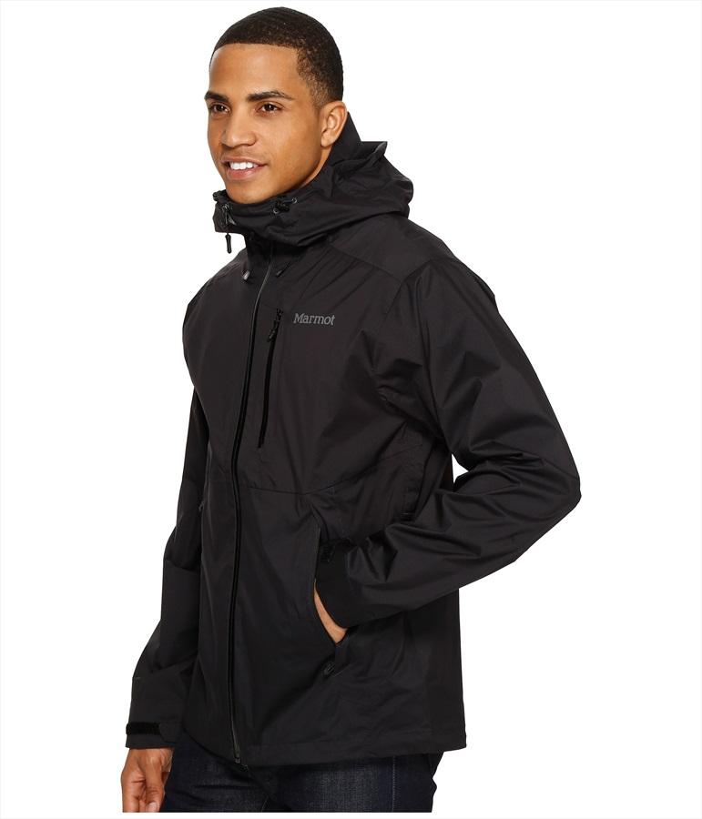 choose original best online elegant and graceful Marmot Magus Jacket Men's Waterproof Jacket, S, Black