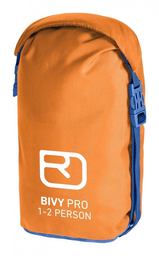 Ortovox Bivy Pro Lightweight Survival Bag 72 X 230 Cm Shocking Orange