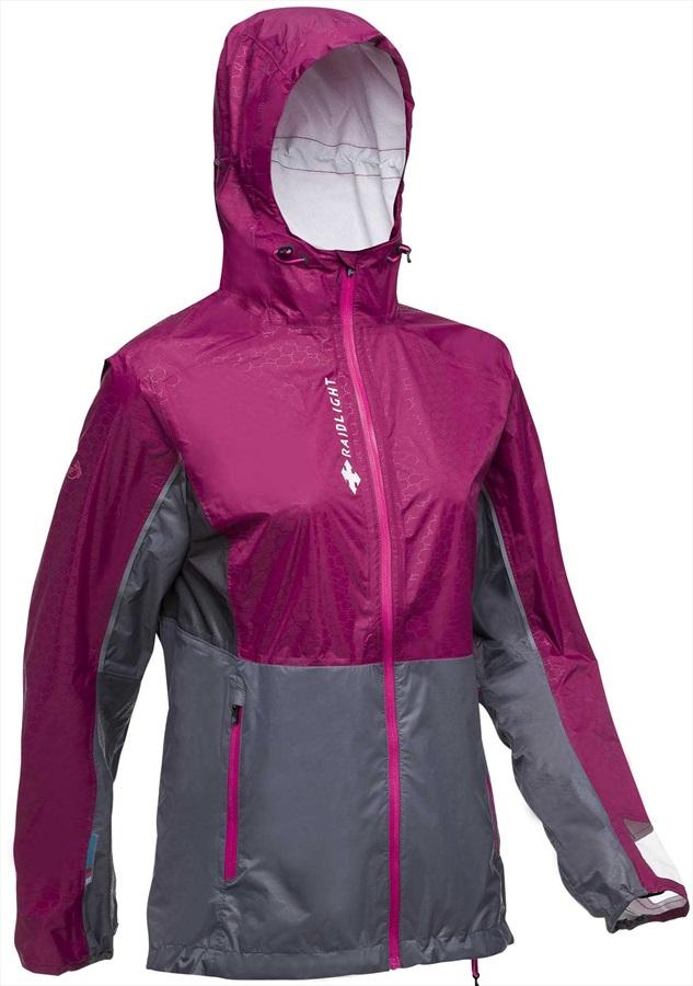 Raidlight Top Extreme MP+ Waterproof Jacket, M Garnet/Grey
