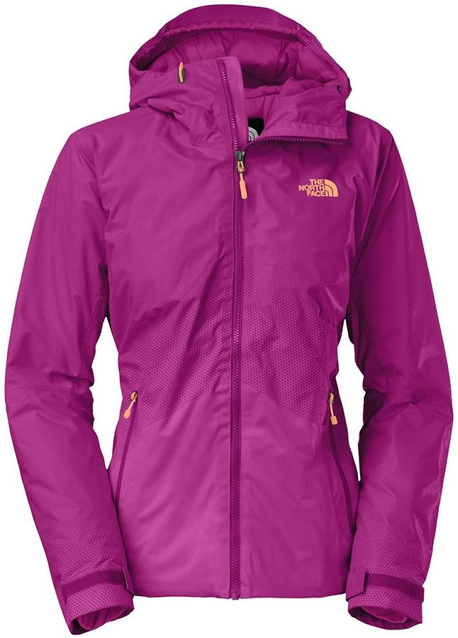 2bc227a69 The North Face Dot Matrix Women's Fuseform Jacket, UK 14, Purple