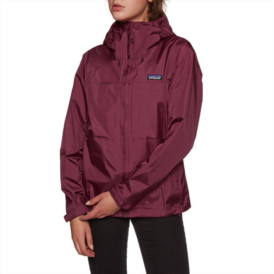 dcec59418 Patagonia Torrentshell Women's Waterproof Jacket, UK 10 Arrow Red