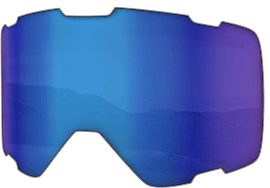 Melon Parker Mountain Bike Goggle Lens, One Size Green