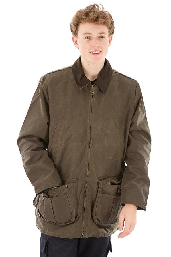 Filson Shooting Wax/ Hiking Jacket, XL Otter Green