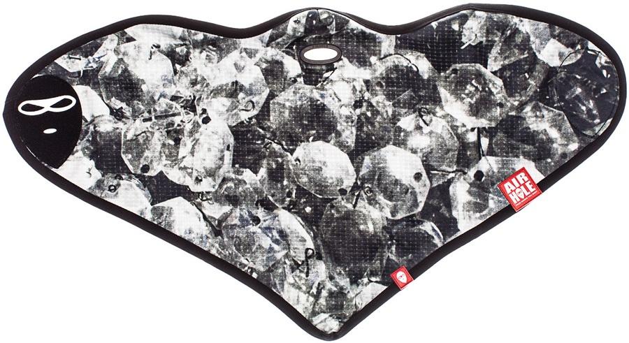 Airhole Standard Ergo Face Mask S/M | Womens Diamonds