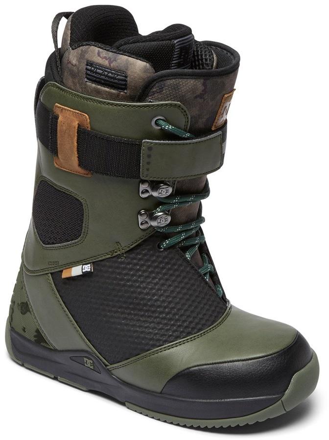 DC Tucknee Snowboard Boots, UK 10.5 Beetle 2019