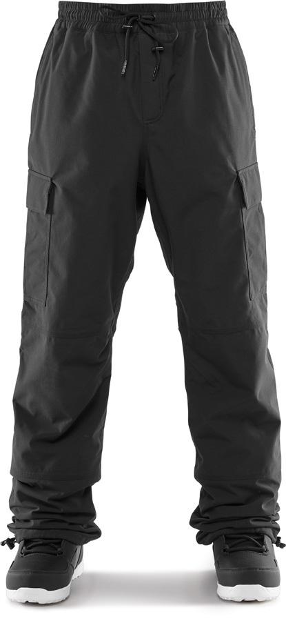 thirtytwo Fatigue Snowboard/Ski Pants, M Black