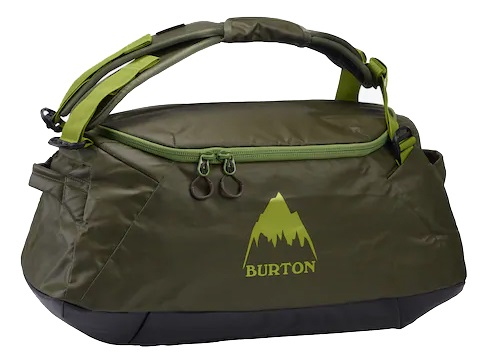 Burton Multipath Duffel Bag, 40L Keef Coated