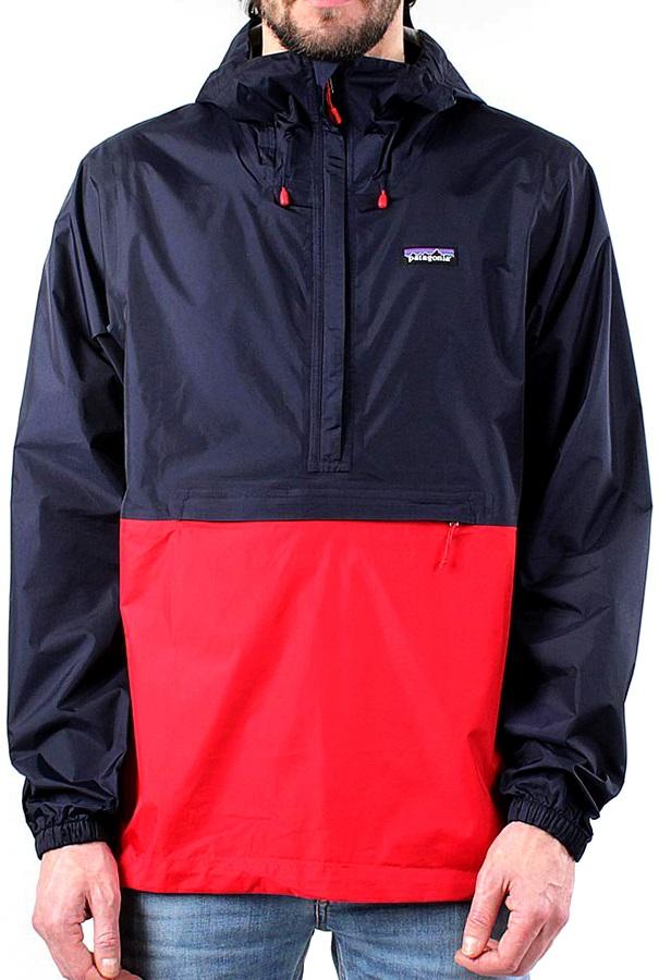 purchase original get online cute cheap Patagonia Torrentshell Pullover Waterproof Jacket S Navy