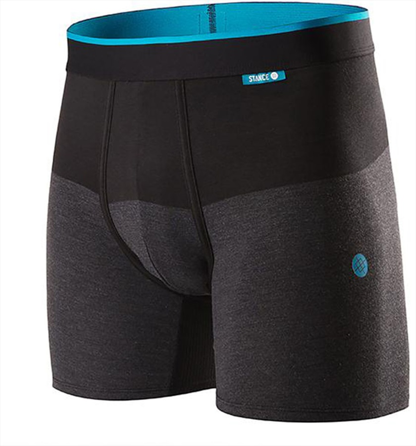 Stance Mens Wholester Butter Blend Boxer Shorts Underwear, S Cartridge