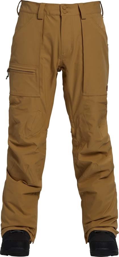 Burton Southside Snowboard/Ski Pants, M, Kelp