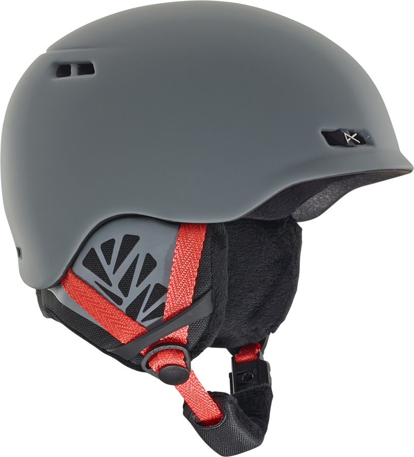 Anon Griffon Women's Ski/Snowboard Helmet, S Grey