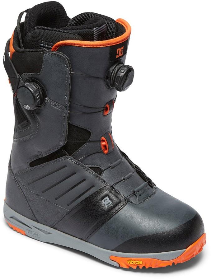 DC Judge Boa Snowboard Boots, UK 6 Grey 2019