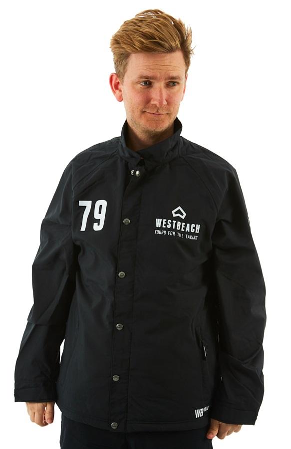 Westbeach Cruiser Sherpa Ski/Snowboard Jacket, M Black
