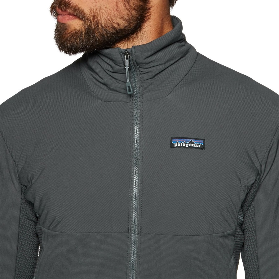 6ca020b89 Patagonia Nano Air Light Hybrid Men's Synthetic Jacket, M Forge Grey