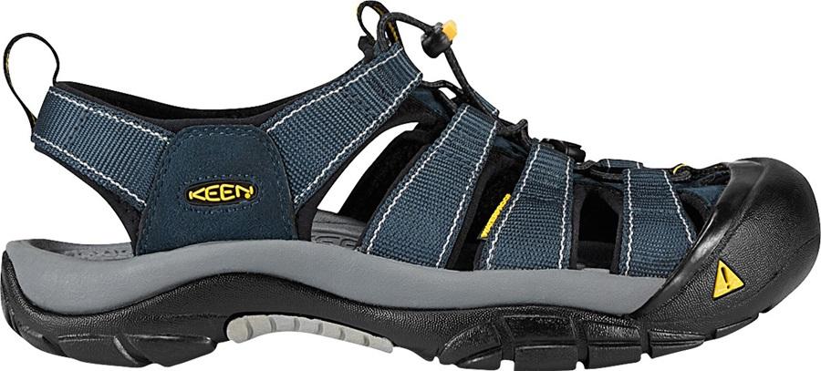 Keen Adult Unisex Newport H2 Walking Sandals, UK 7.5 Navy/Medium Grey