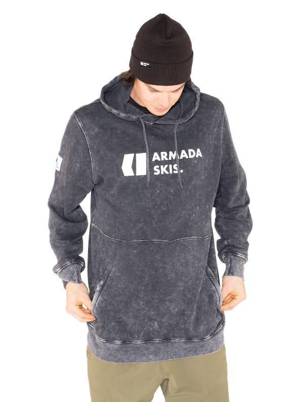 Armada Multiply Pullover Hoodie M Black Enzyme